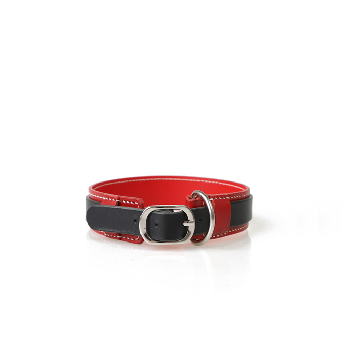 Signature Dog Collar REBK