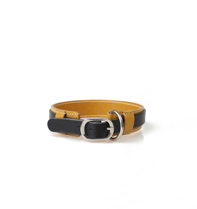 Signature Dog Collar YEBK