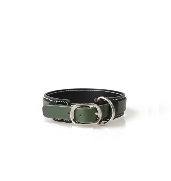 Signature Dog Collar BKGN